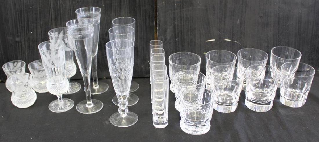 Assorted Lot of William Yeoward Crystal. - 3