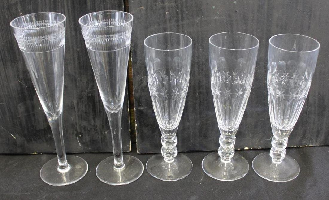 Assorted Lot of William Yeoward Crystal. - 7