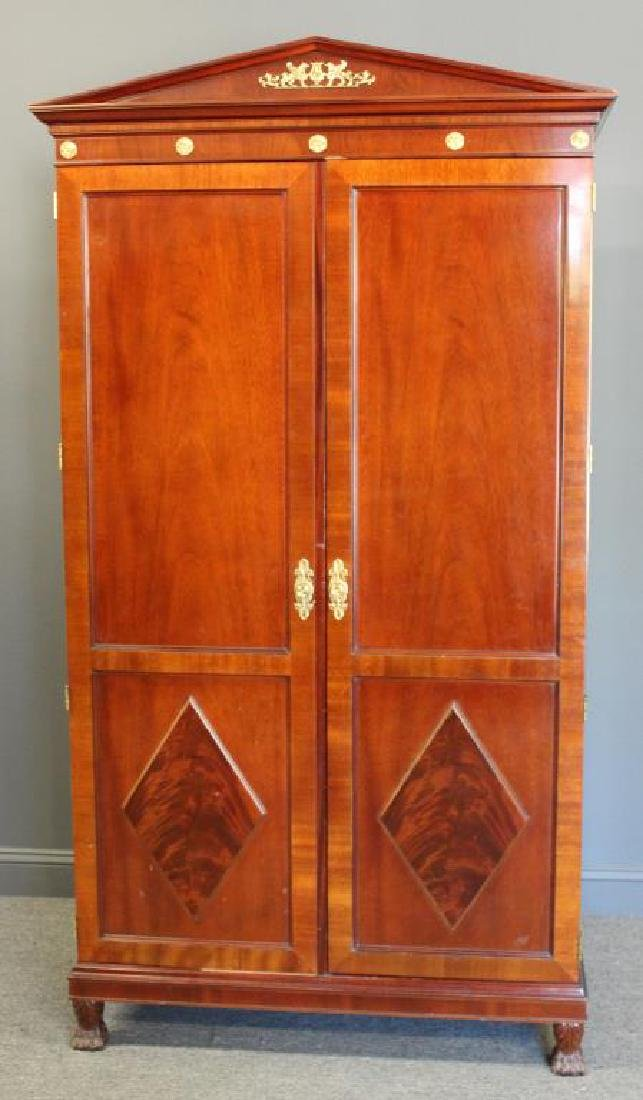 KINDEL, Signed Neoclassical Style Inlaid - 2
