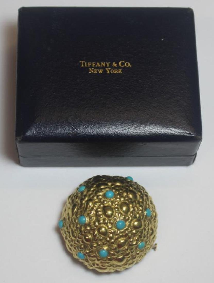 JEWELRY. Vintage Italian Tiffany & Co. 18kt Gold