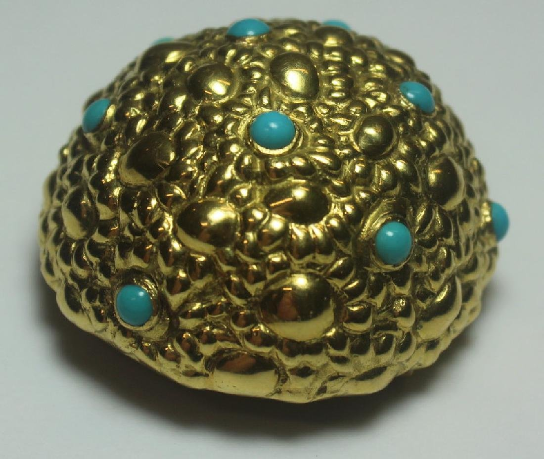 JEWELRY. Vintage Italian Tiffany & Co. 18kt Gold - 3
