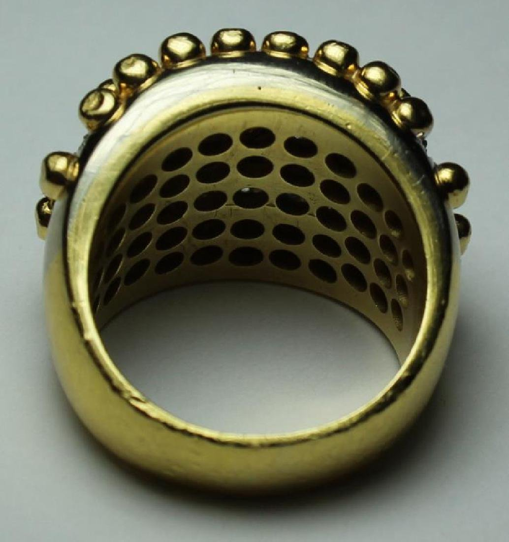 JEWELRY. Cartier STYLE 18kt Gold and Diamond - 4