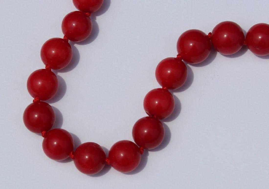 JEWELRY. Grouping of (3) Assorted Coral and 14kt - 3