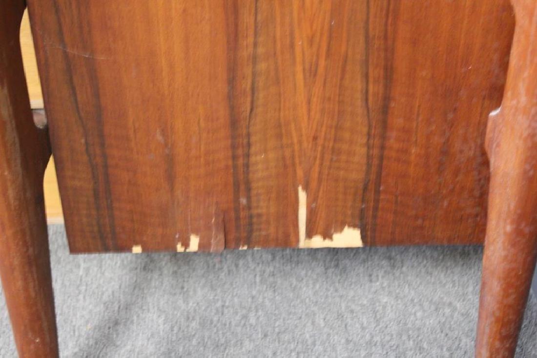 MIDCENTURY. Edmund Spence Curved Dresser - 5