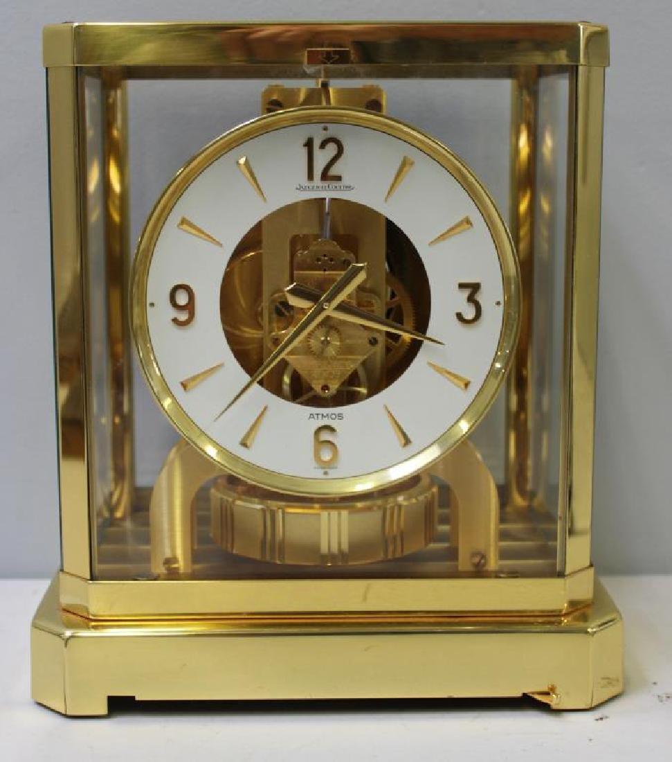 Lecoultre Atmos Clock Serial #458133