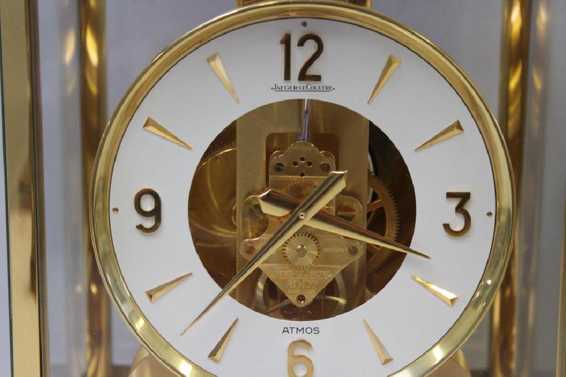 Lecoultre Atmos Clock Serial #458133 - 2