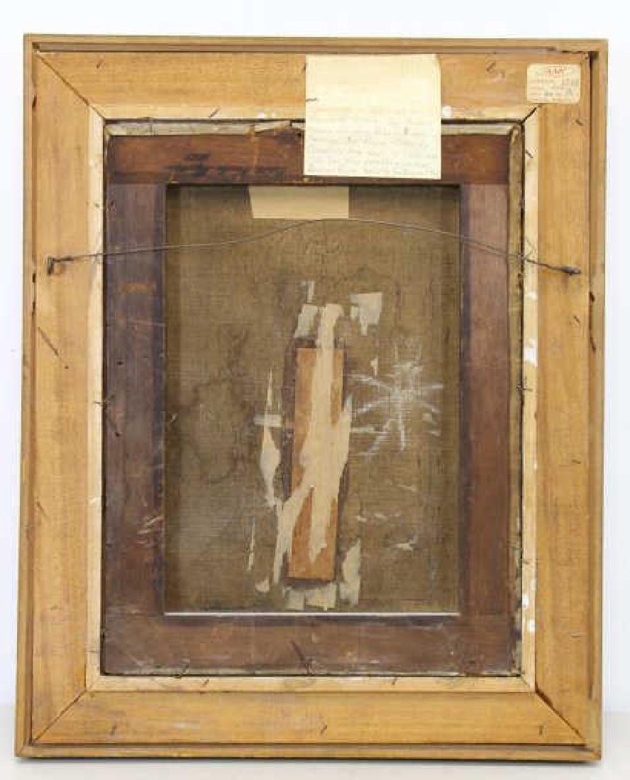 NEWTON, Edith Nicola. Oil on Canvas. Still Life. - 6