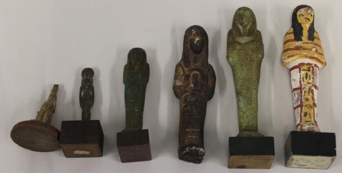 Antique / Ancient Egypt Grouping (6 Items)