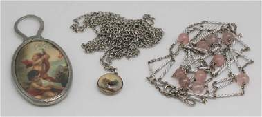 JEWELRY Assorted AntiqueVintage Gold Grouping