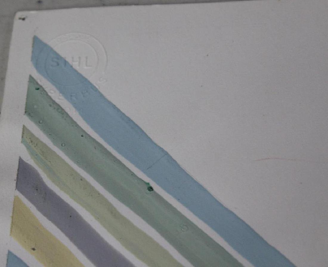 LOT of Three Sidney Guberman Works on Paper. - 6