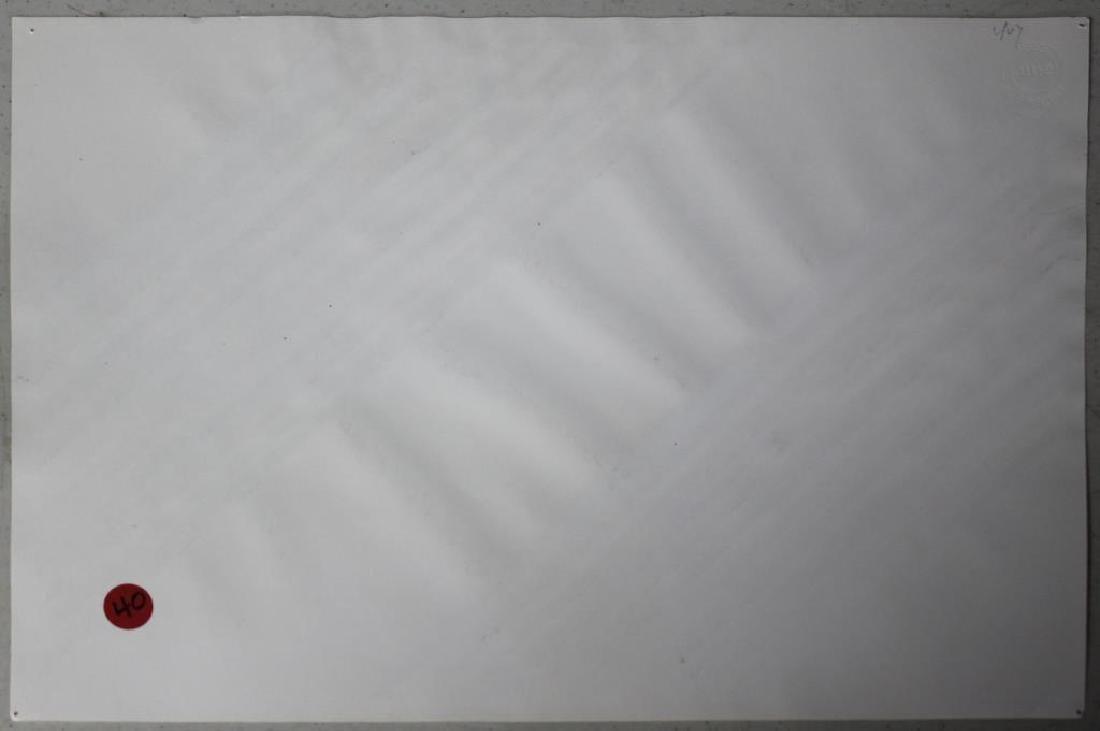 LOT of Three Sidney Guberman Works on Paper. - 8