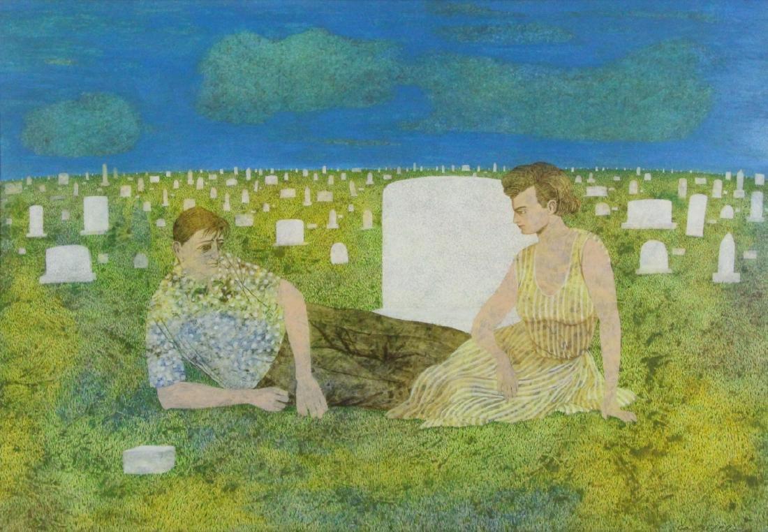 CARROLL CLOAR. (AMERICAN, 1913-1993).