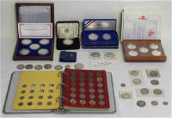 COINS Large Collection of Assorted US Coins