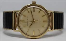 JEWELRY. Vintage Men's Tiffany & Co. 14kt Gold