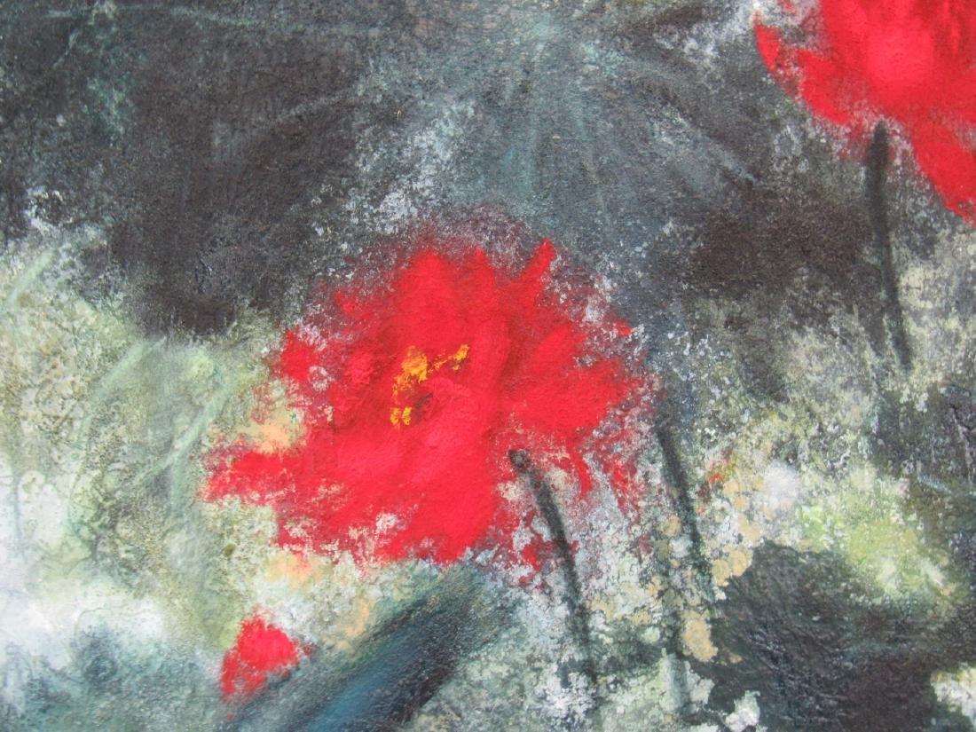 HU, Chi-Chung. (Hu Qizhong, Taiwan, 1927-2012). - 4