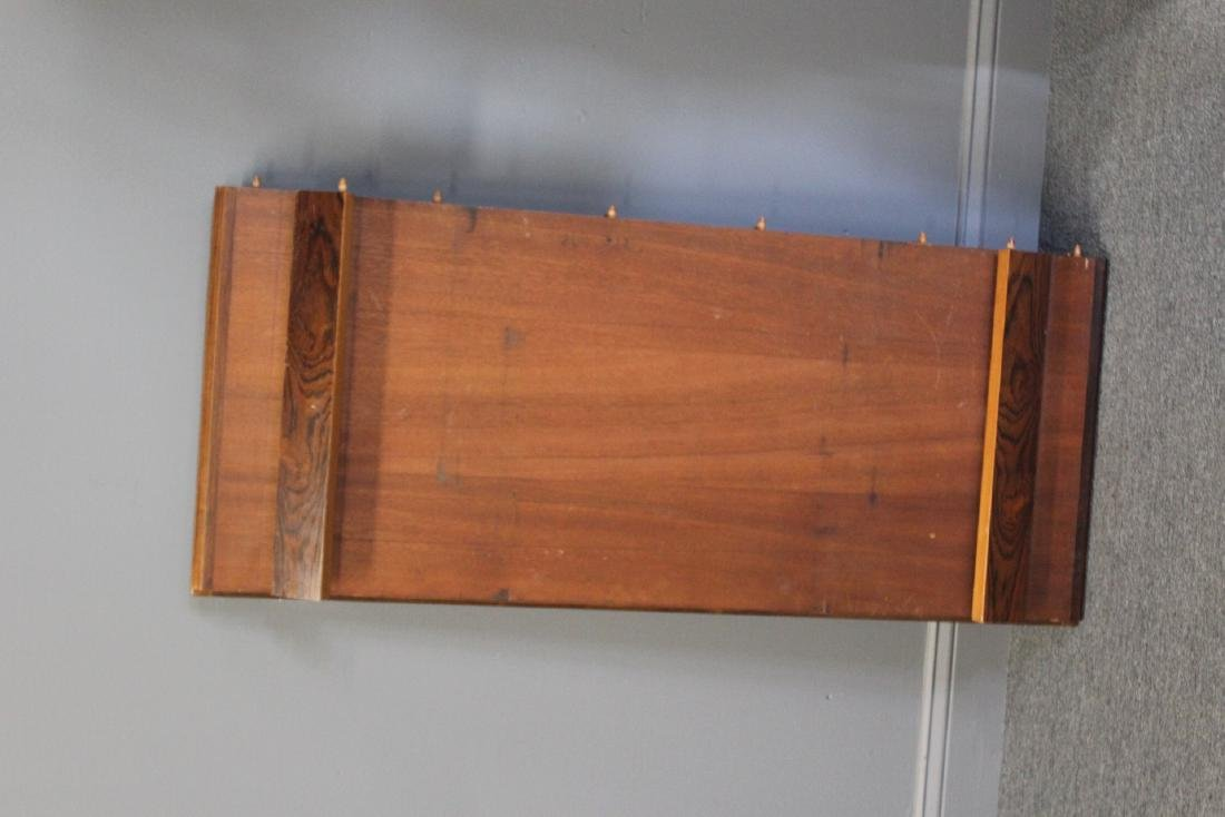 MIDCENTURY. Danish Modern Rosewood Table and - 5