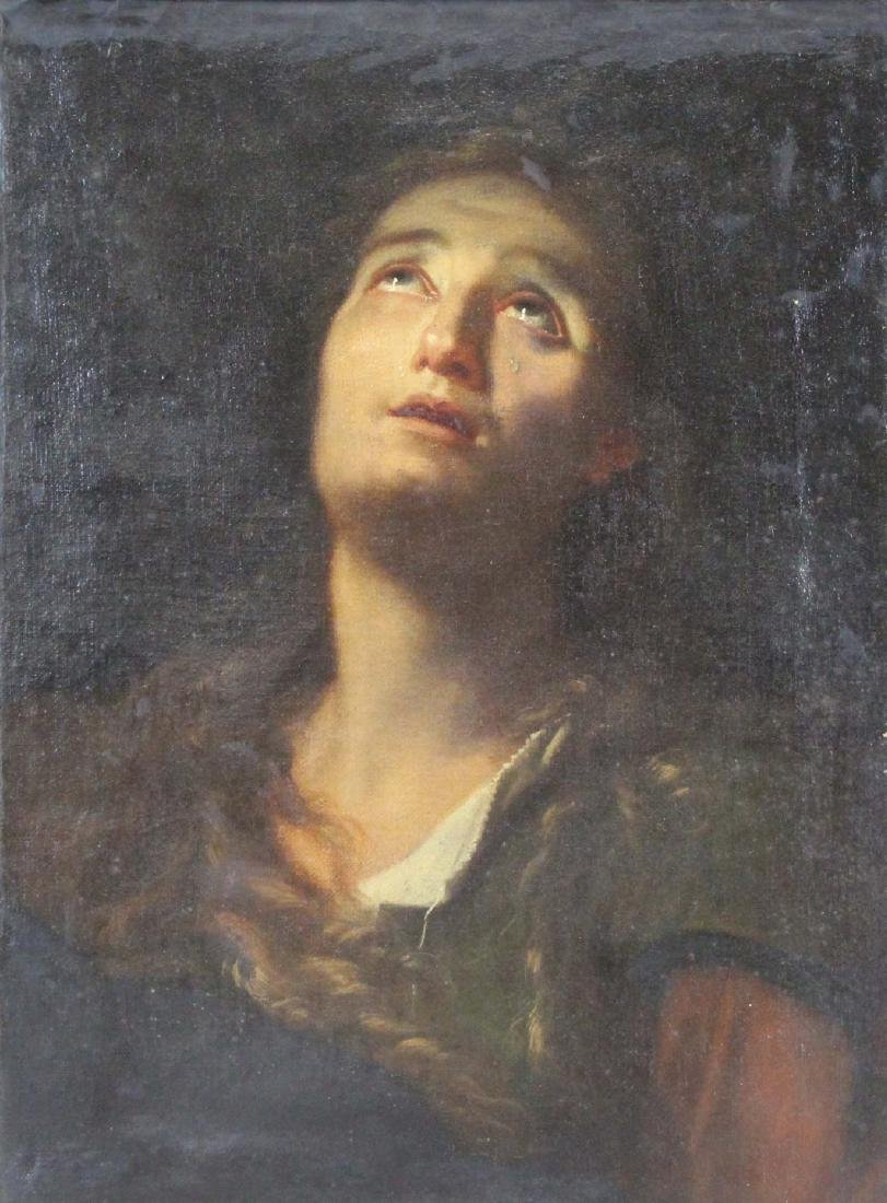 UNSIGNED (18th/19th CENTURY). Oil On Canvas