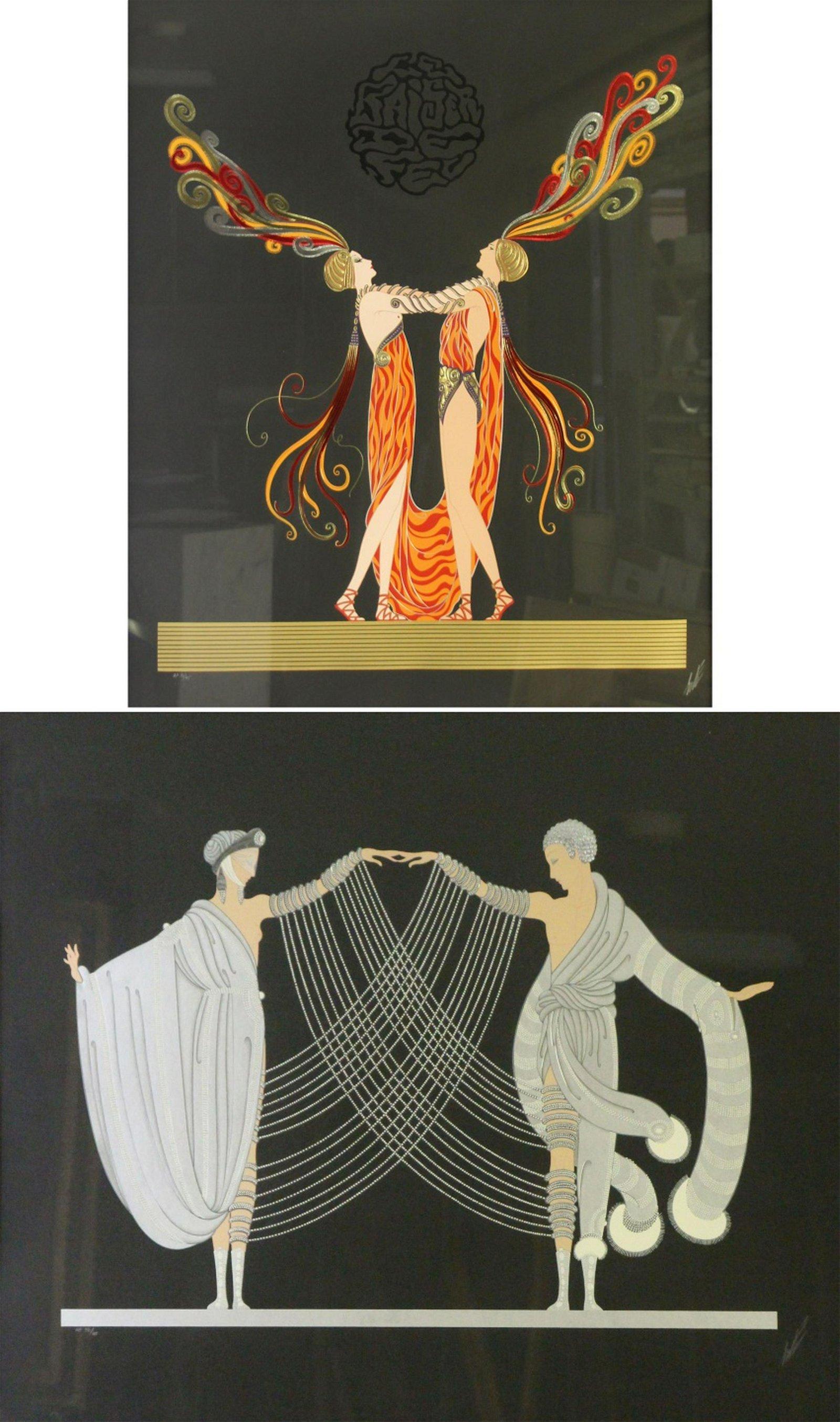ERTE (RUSSIAN-AMERICAN, 1892-1990).