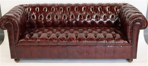 Phenomenal Vintage Leather Chesterfield Sofa Creativecarmelina Interior Chair Design Creativecarmelinacom