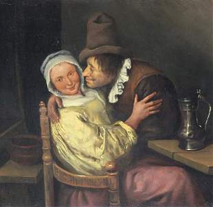 MANNER OF JAN STEEN (17th/18th CENTURY).