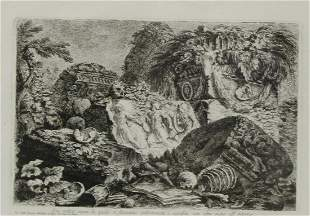 GIOVANNI BATTISTA PIRANESI (ITALIAN, 1720-1788).