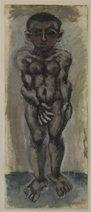 MAX WEBER (AMERICAN, 1881-1961).