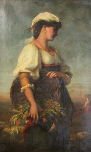 RUDOLF WILHELM AUGUSTE LEHMANN (GERMAN, 1819-1905)