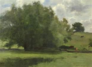 JOHN APPLETON BROWN (AMERICAN, 1844-1902).