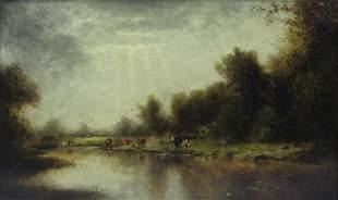 ARTHUR PARTON (AMERICAN, 1842-1914).