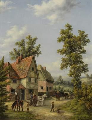 GEORGINA LARA (ENGLISH, 1862-1871).