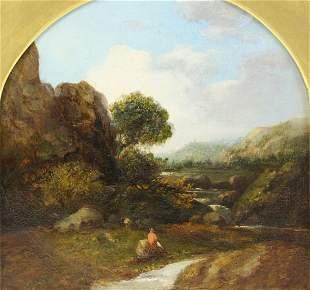 JAMES ARTHUR O'CONNOR (IRISH, 1791-1841).