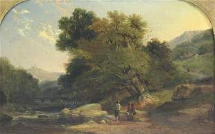ALEXANDER FREDERICK ROLFE (ENGLISH, 1814-1875).