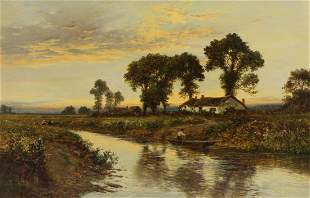 DANIEL SHERRIN (ENGLISH, 1868-1940).