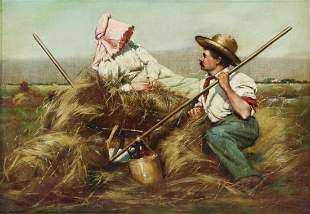 HARRY ROSELAND (AMERICAN, 1866-1950).
