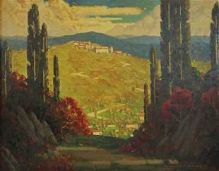 RANDOLPH COATES (AMERICAN, 1891-1957).