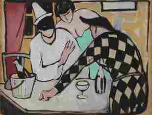 PIERRE de BELAY (FRENCH, 1890-1947).