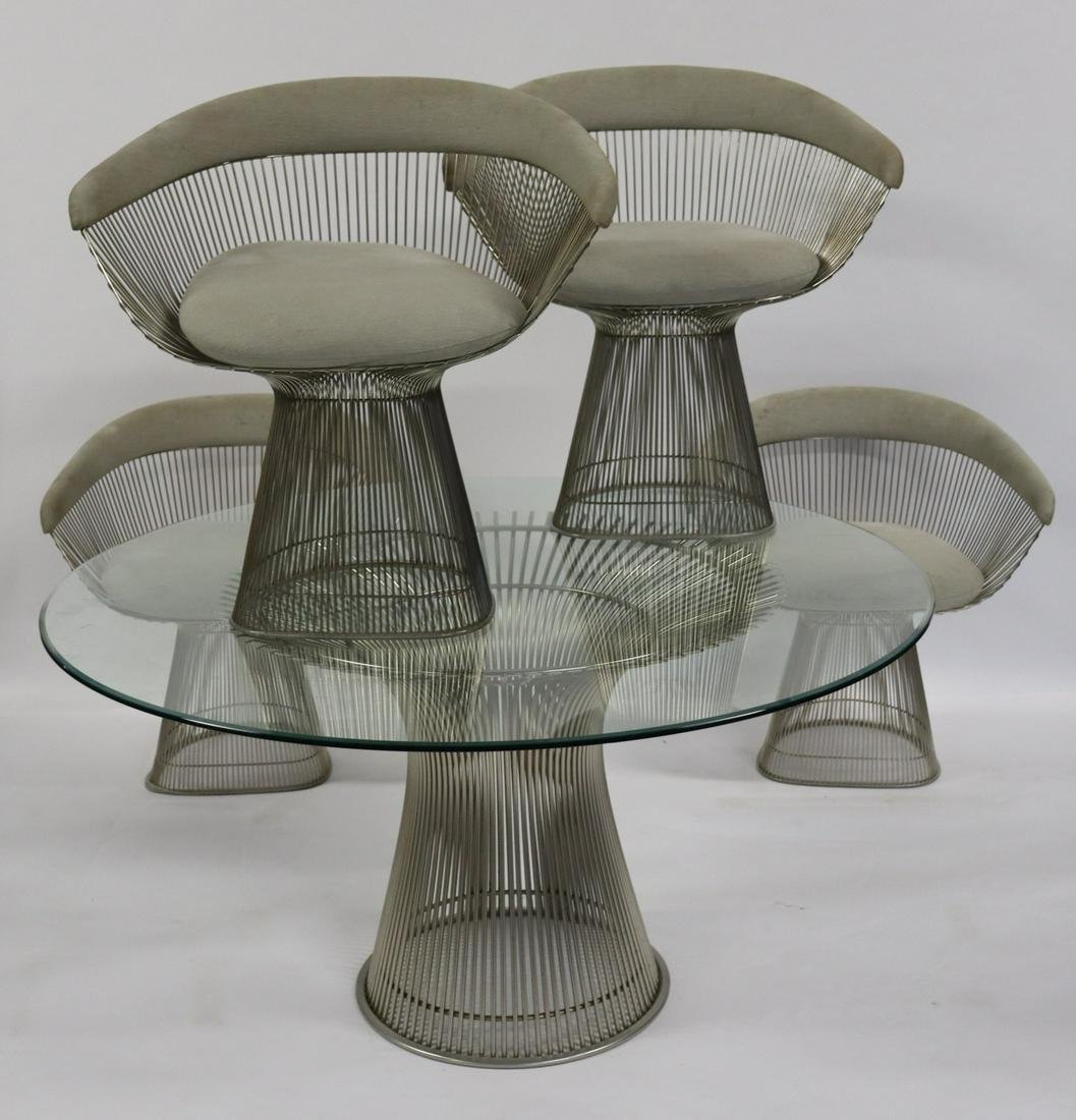 MIDCENTURY. Warren Platner For Knoll Table And