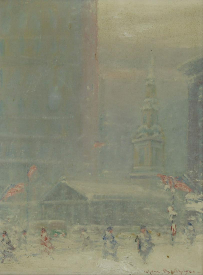 JOHANN BERTHELSEN (AMERICAN, 1883-1972).