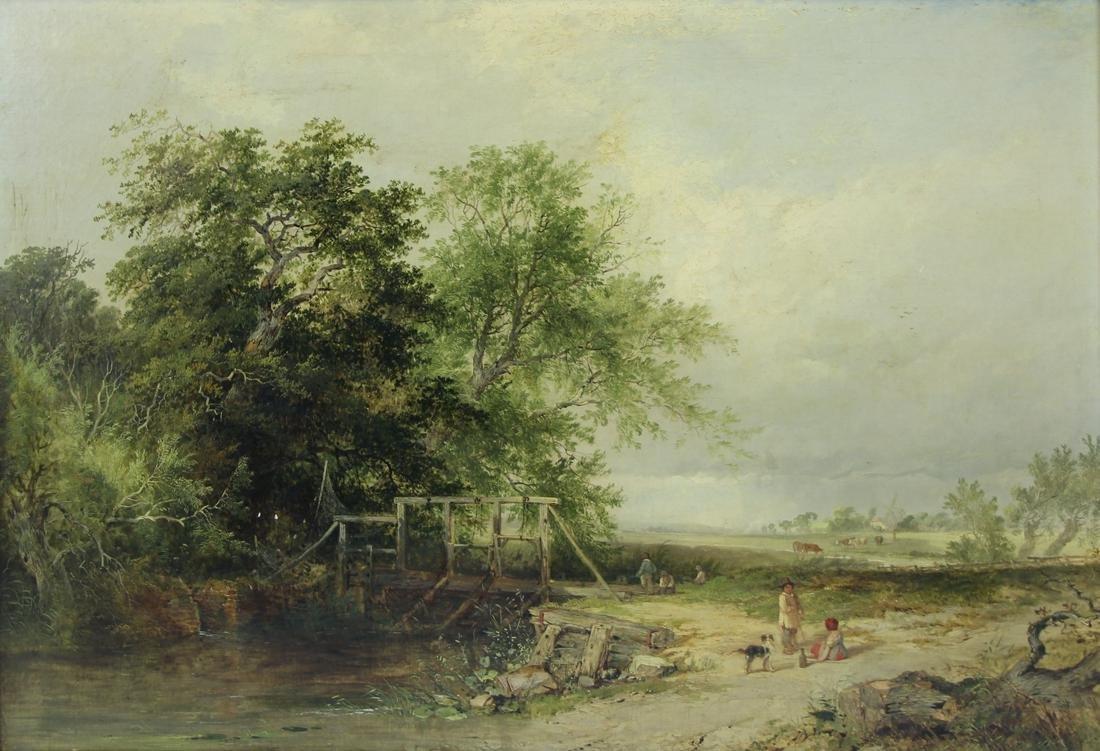 HENRY JOHN BODDINGTON (ENGLISH, 1811-1865).