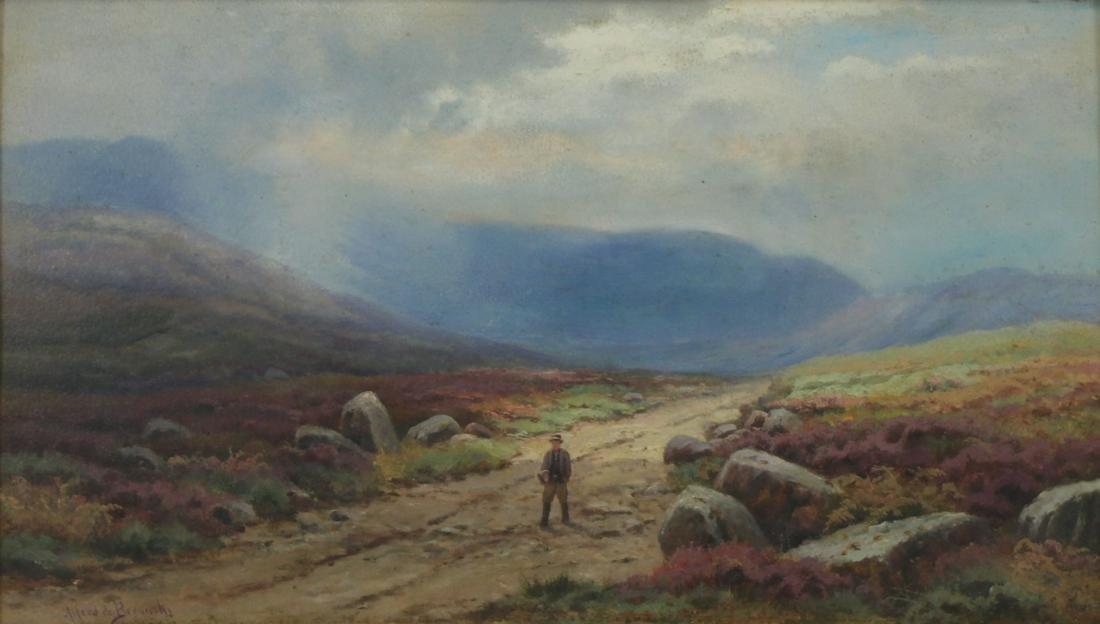 ALFRED DE BREANSKI (ENGLISH, 1852-1928).