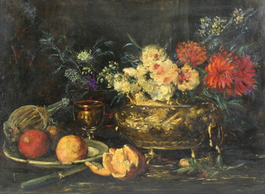ANTOINE VOLLON (FRENCH, 1833-1900).