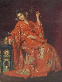 EMILE VILLA (FRENCH, 1836-1900).