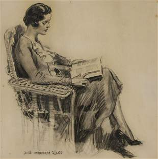 JAMES MONTGOMERY FLAGG (AMERICAN, 1877-1960).