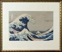 The Great Wave Off Kanagawa After Hokusai