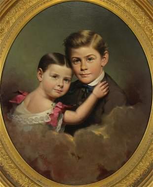 ALBAN CONANT (AMERICAN, 1821-1915).