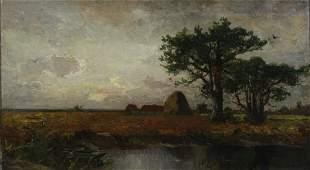 FRANK KNOX MORTON REHN (AMERICAN, 1848-1914).