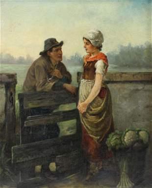 ADRIAAN VAN DOORN (DUTCH, 1825-1903).