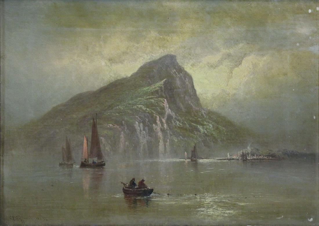 CHARLES HENRY GIFFORD (AMERICAN, 1839-1904).