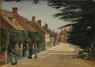 FREDERICK HAMILTON JACKSON (ENGLISH, 1848-1923).