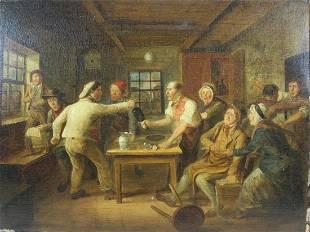 WILLIAM KIDD (BRITISH, 1790-1863)